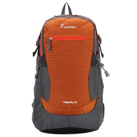 LuckPack乐派客户外背包40L登山包防水旅行包双肩包139103