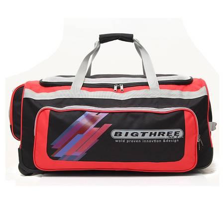 贝格斯瑞拉杆行李包 旅行包男旅行箱包拉杆 大容量拖轮袋B16893