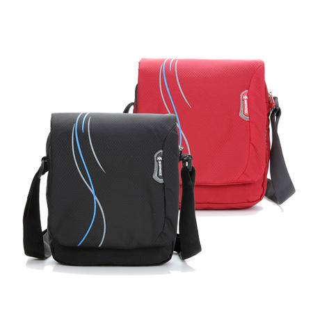 BIG THREE贝格斯瑞正品2012新款休闲包单肩斜挎包B16035