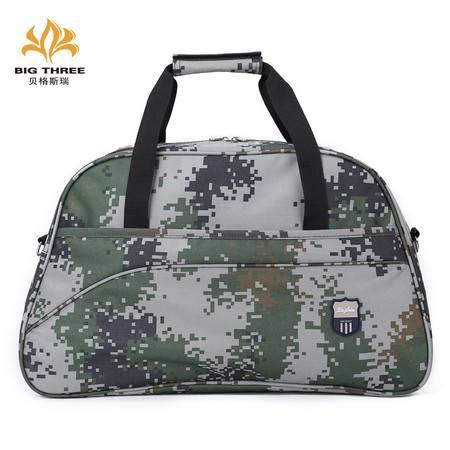 格瑞斯 Graceful休闲运动旅行包手提包可单肩斜跨1001