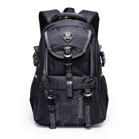 新款时尚韩版学院风电脑学生包 休闲旅游户外 双肩包男女背包4802