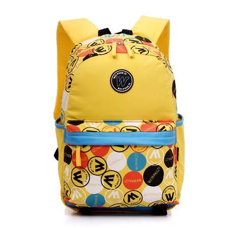 新款 时尚潮流双肩女生韩版学院风双肩包  学生旅游休闲背包4809