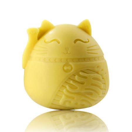 秀身堂 金小喵 西葫芦 日本有机农护肤精品 男女通用护肤皂 KF-114JXM