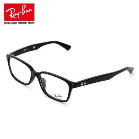 雷朋(Ray.Ban)OPTICS男女款光学镜架 RX5290D 2000 黑色镜框