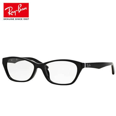 RayBan雷朋 2016复古全框 板材 近视眼镜架光学镜架 舒适镜架RX5184F 2000-52