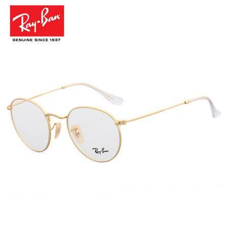 雷朋(Ray.Ban) 镜框系列 男女款光学镜架 RX3447V 2730金色镜框