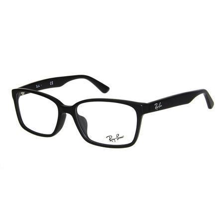 RayBan雷朋 镜架眼镜框架 近视眼镜架 男女款 RX5290D 2477 磨砂黑框