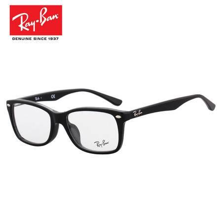 雷朋(Ray.Ban) OPTICS男女款 光学镜架RX5228F 2000 黑色镜框