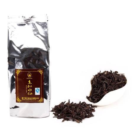 中粮中茶 海堤牌 黑乌龙 茶叶 武夷岩茶 简装特级老枞水仙250g/袋