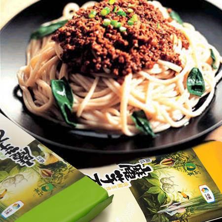 中粮山萃 南瓜魔芋面420克/袋(细面)更多膳食纤维 更高生活品质