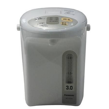 Panasonic/松下NC-CE301电热水瓶 电动出水 柠檬酸清洗 四档保温