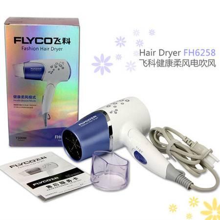 飞科 FH6258 电吹风 魅惑紫、恒温健康护发、静音设计