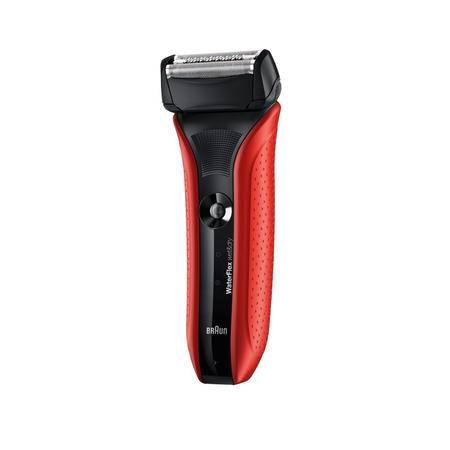 博朗Braun 水感电动剃须刀WF2s充电往复式全身水洗Led显示刮胡须刀
