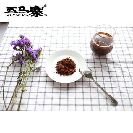 五马寨精装灵芝孢子粉30g/盒