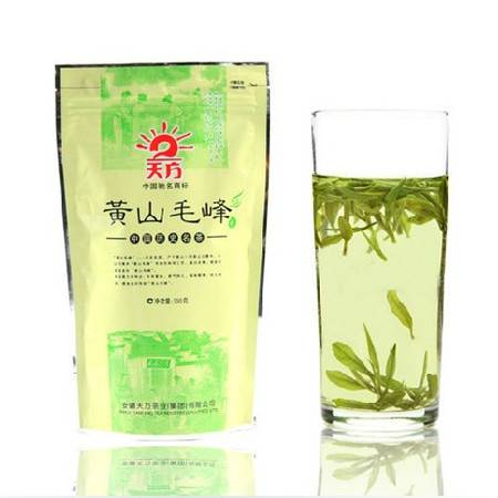 【安徽馆】天方茶叶 100g黄山毛峰 天方茶业 茶叶 绿茶