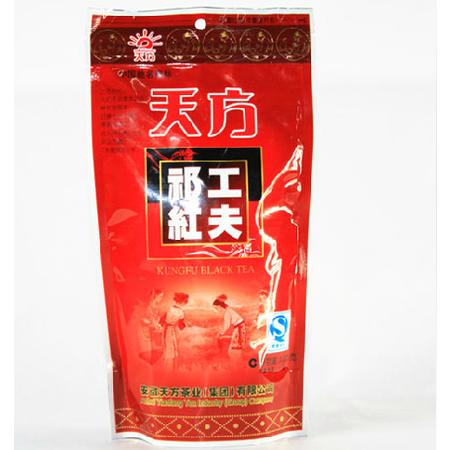 天方茶叶 安徽祁门红茶 一级工夫祁红 100g/袋