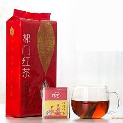 天方茶叶 135g祁门红茶 袋泡茶 红茶