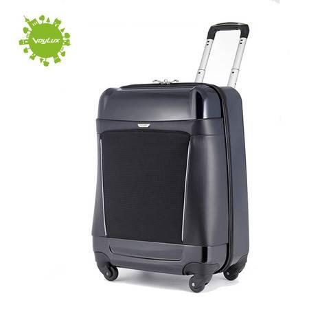 Voylux 研创推杆专利旅游出国24寸万向轮拉杆硬箱行李箱促销