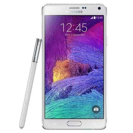 包邮 Samsung/三星 SM-N9109W GALAXY Note4 4G电信(幻影白)