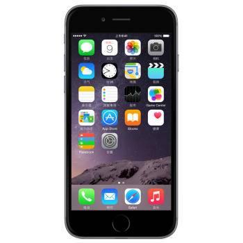 分期  Apple/苹果 iPhone 6 4.7英寸公开版 苹果6 A1586  16G 深空灰