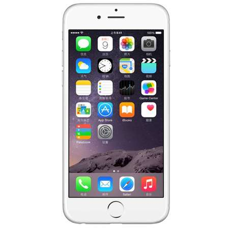 分期 Apple/苹果 iPhone 6 Plus A1524 5.5英寸公开版16GB(银)