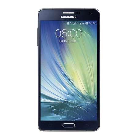 Samsung/三星 SM-A7000 八核智能 Galaxy A7 移动联通双4G 双卡双待(黑)