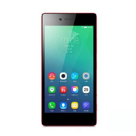 Lenovo/联想 Z90-3 大拍 vibe shot青春版 移动4G手机 双卡双待(玫瑰红)