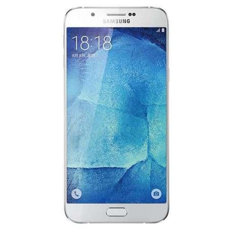 Samsung/三星 SM-A8000 智能手机 三星A8 全网通4G 16GB 双卡双待(雪域白)