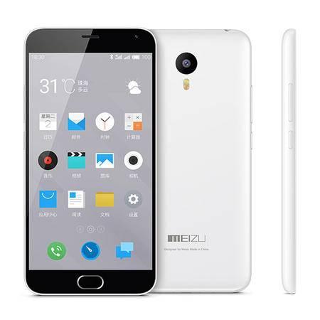 Meizu/魅族 魅蓝note2 16GB 电信4G 双卡双待(白色)