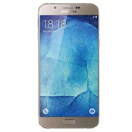 Samsung/三星 SM-A8000 智能手机 三星A8 全网通4G 32GB 双卡双待(魔幻金)