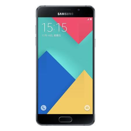 Samsung/三星 Galaxy A5 SM-A5100 全网通4G手机 双卡双待(精灵黑)