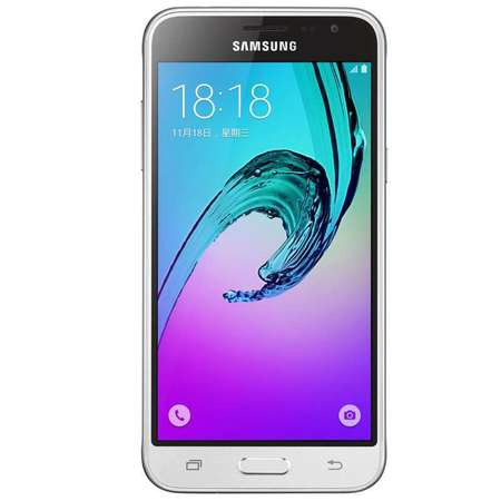 Samsung/三星 GALAXY J3 J3109 电信4G手机 双卡双待单通(月莹白 岩石灰)