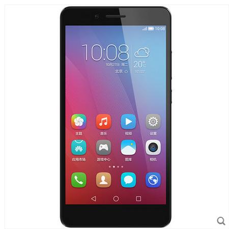 Huawei/华为 荣耀畅玩5X 移动4G 智能手机 安卓大屏 (灰色)