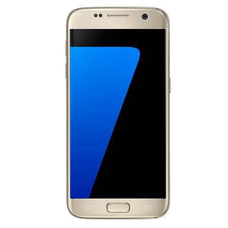 Samsung/三星 Galaxy S7 G9300 移动联通电信4G手机 双卡双待(铂光金)