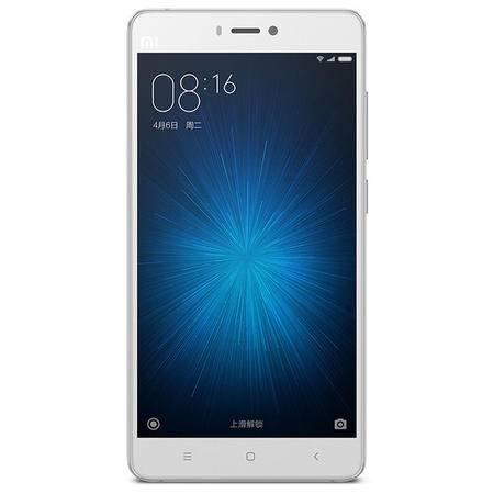 MIUI/小米 小米4s 全网通标配版 3GB+64GB 双卡双待(白色)