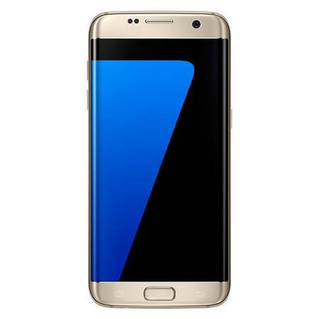 Samsung/三星 Galaxy S7 edge G9350 32G 移动联通电信4G (铂光金)