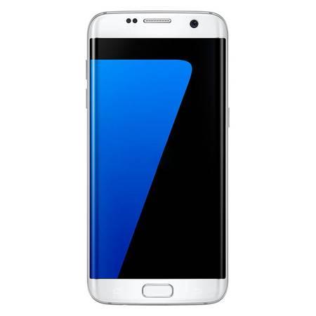 Samsung/三星 Galaxy S7 edge G9350 32G 移动联通电信4G(雪晶白)