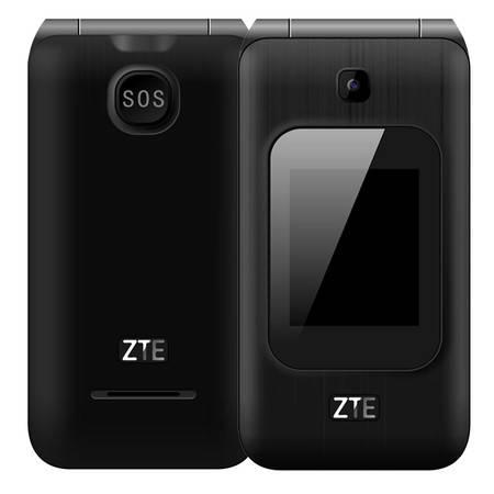 ZTE/中兴 V88 老人机 老年手机 移动/联通2G翻盖老人手机(红,黑,白,金)