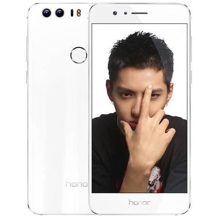 HUAWEI/华为 荣耀8 4GB+64GB 全网通版(珠光白)