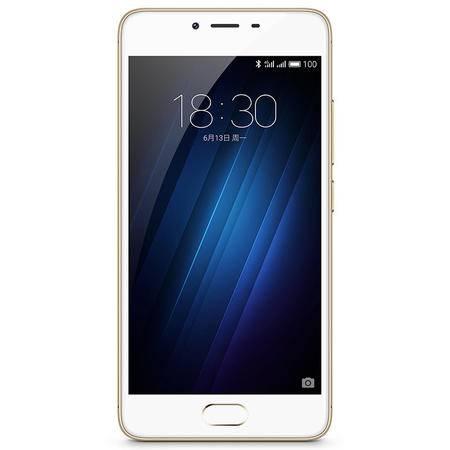 MEIZU/魅族 魅蓝3S 全网通公开版 32GB 移动联通电信4G 双卡双待(金色 )