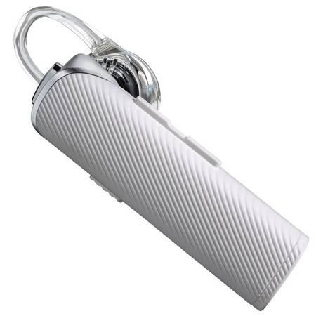 缤特力 E110 蓝牙耳机 EXPLORER 110 商务音乐车载迷你通用型 无线耳机(白色 黑色)