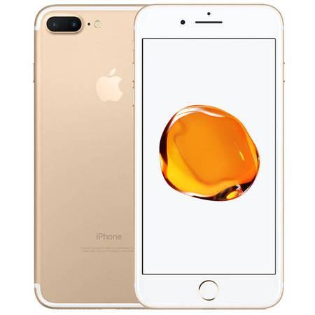 苹果 Apple iPhone7(A1660) 移动联通电信4G手机 128G 金色 套装送钢化膜