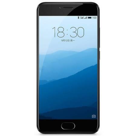 魅族 PRO6S 64GB 全网通 移动联通电信4G手机 双卡双待(黑色)