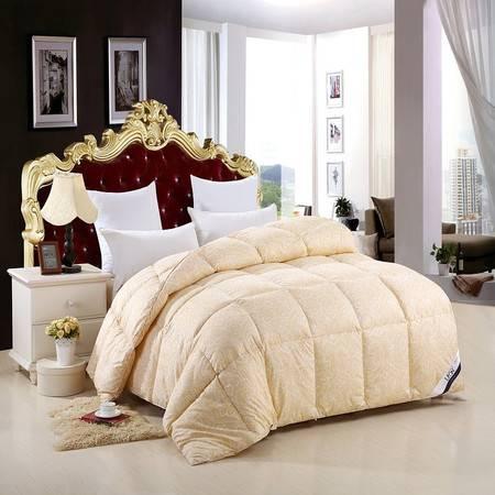 优然之家家纺URAN 磨毛暖冬被芯被子-马德里畅想200*230cm