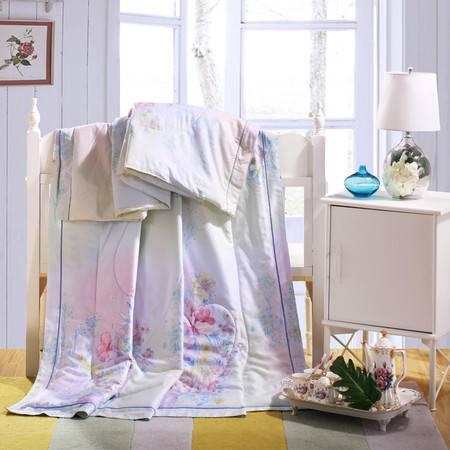 优然之家家纺URAN 莫代尔夏被 空调被 被芯 被子-芷若汀兰 200*230cm
