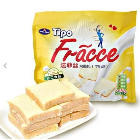 Tipo法菲丝 越南 法菲丝烤面包干牛奶味 288g