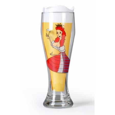拉迪奥 德国进口 胖啤酒杯 皇后款式(全球限量5000个) 103002