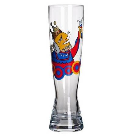 格拉迪奥 德国进口 无铅水晶 博克啤酒杯 皇帝款式 (全球限量5000个)205002