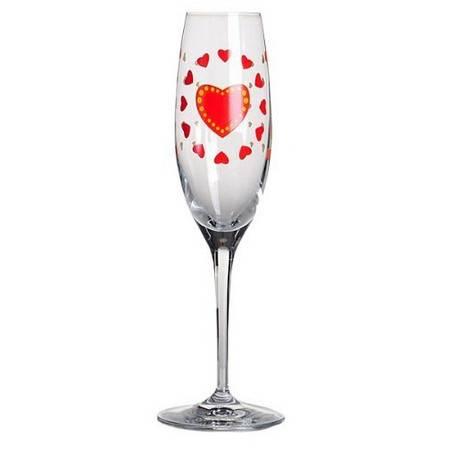 格拉迪奥 德国进口 无铅水晶 香槟杯 爱情宣言款式(全球限量5000个)204004