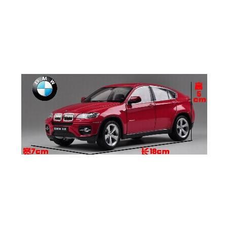 1-24比例宝马X6玩具 模型 汽车模型